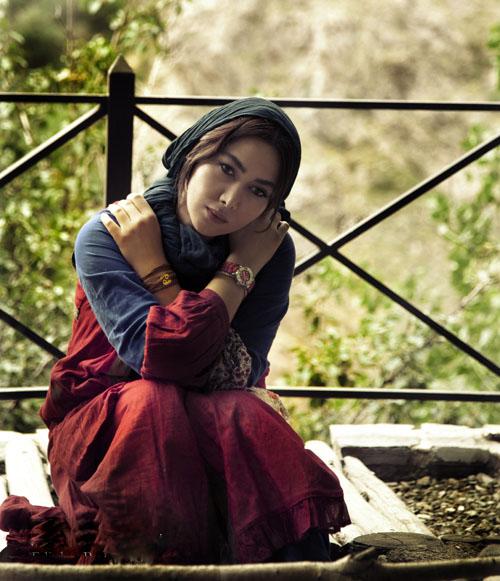 عکس جدیدی,بازیگران زن ,آنا نعمتی,