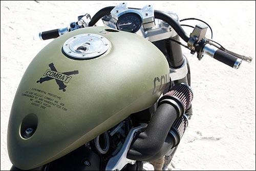 سریع ترین موتور سیکلت جهان