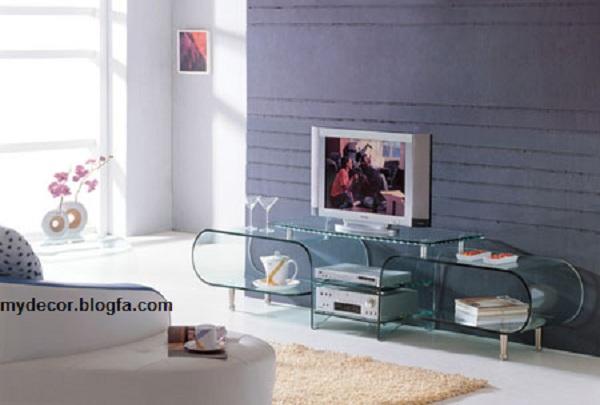 مدل های جدید و متفاوت میز تلوزیون