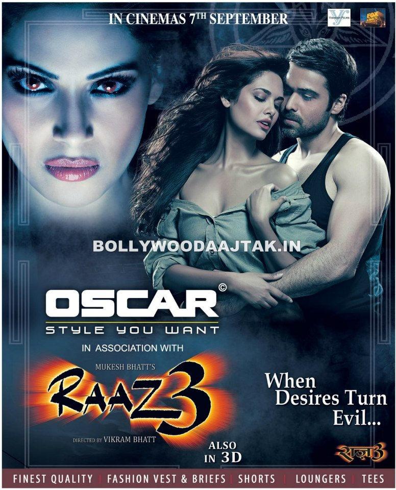 Filme indiene Raaz 3 (2012)