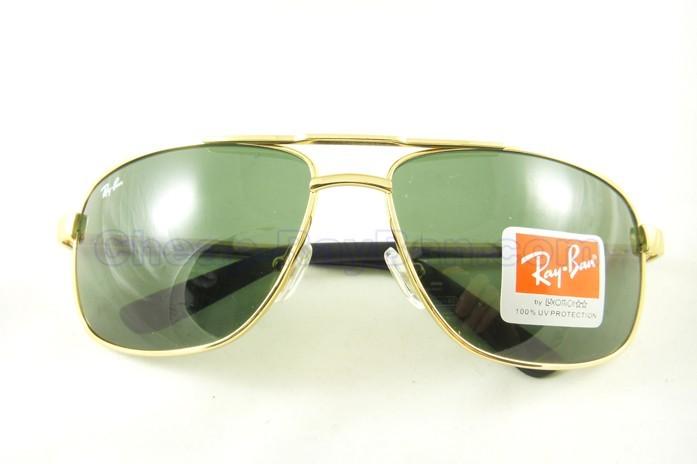 خرید عینک ریبن طلایی 3281 مدل 2012