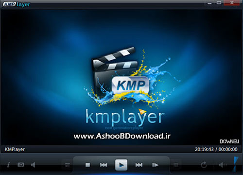 The KMPlayer 3.5.0.77 | www.AshoobDownload.ir