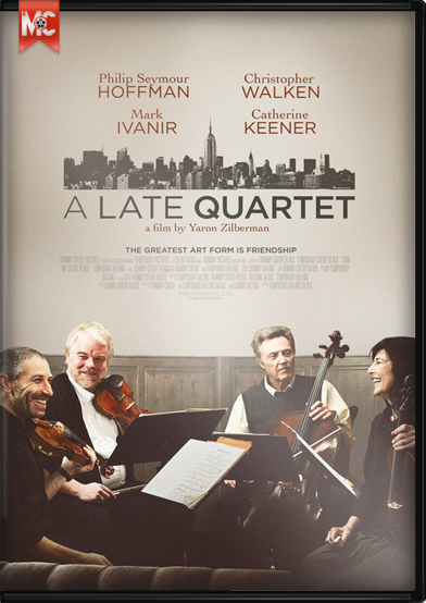 A Late Quartet 2  دانلود فیلم A Late Quartet 2012