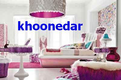 آموزش دکوراسیون اتاق دختر،اتاق دخترانه،تصاویر زیبا،با کیفیت،خونه دار