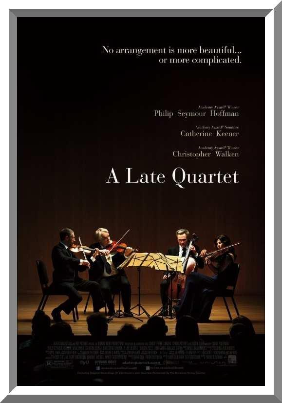 فیلم A Late Quartet 2012