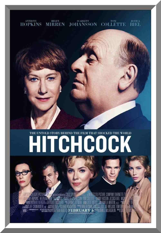 فیلم Hitchcock 2012
