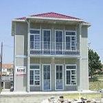 مجری خانه های با سیستم سوپر پنل ICF