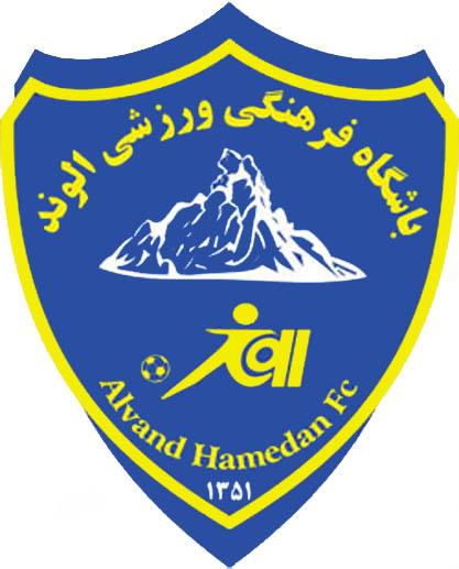 کانون هواداران ورزش اراک _ لوگوی تیم فوتبال الوند همدان