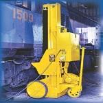 طراحی و تولید جک پرتابل و کلیه تجهیزات خطوط تعمیراتی و تولید واگن ( صنایع ریلی )