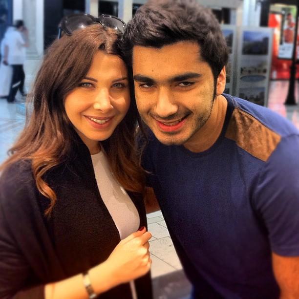 عکس جدید نانسی عجرم در بحرین
