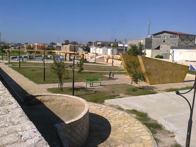 پارک اکبر آباد برازجان