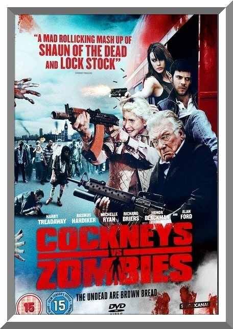 فیلم cockneys vs zombies 2012
