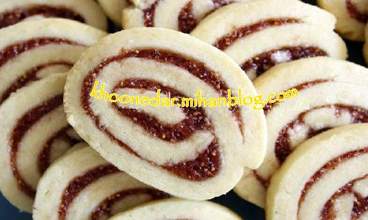 شیرینی مربایی عید