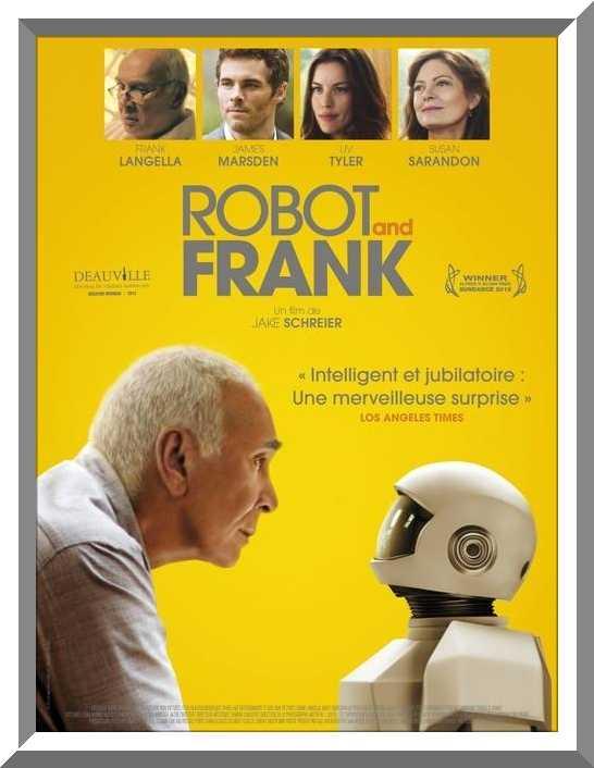 فیلم Robot & Frank 2012
