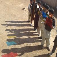 آشنایی دانش آموزان باکره جغرافیا
