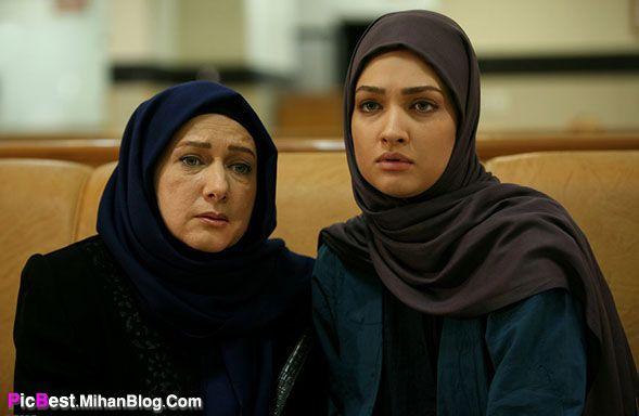 عکس های جدید و زیبای سریال زمانه | serial zamaneh