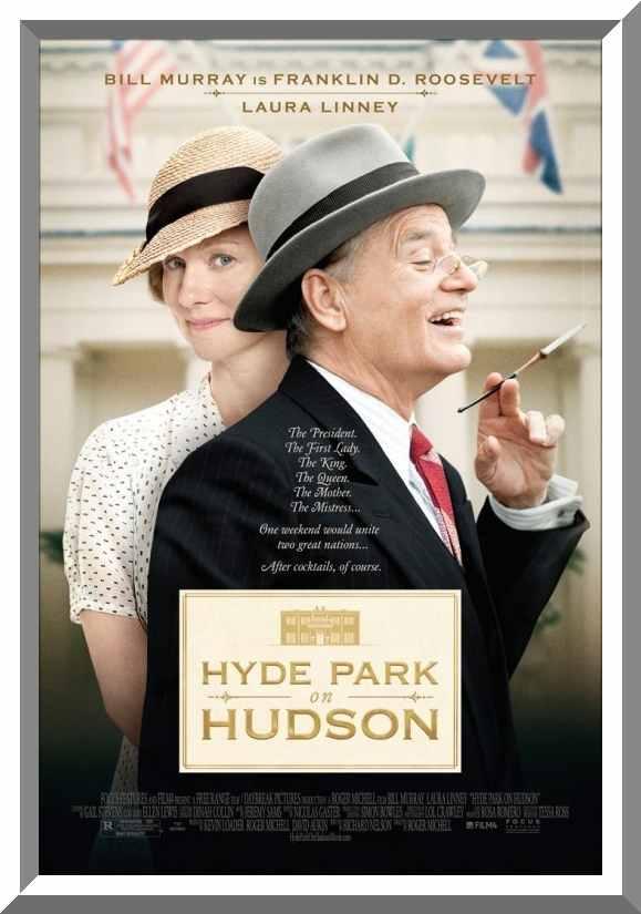 فیلم Hyde Park on Hudson 2012