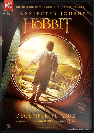 hobit  دانلود پشت صحنه فیلم 2012 The Hobbit An Unexpected Journey