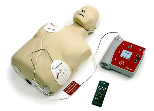 Automated External Defibrillation AED