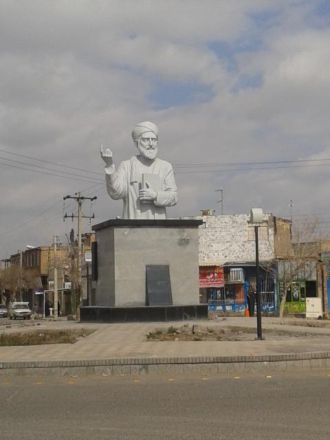 میدان مولانا تایبادی-تایباد