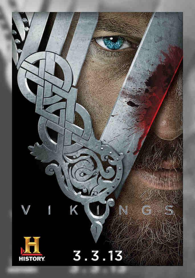 سریال Vikings فصل اول