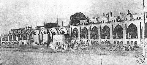 مدرسه ایرانشهر یزد