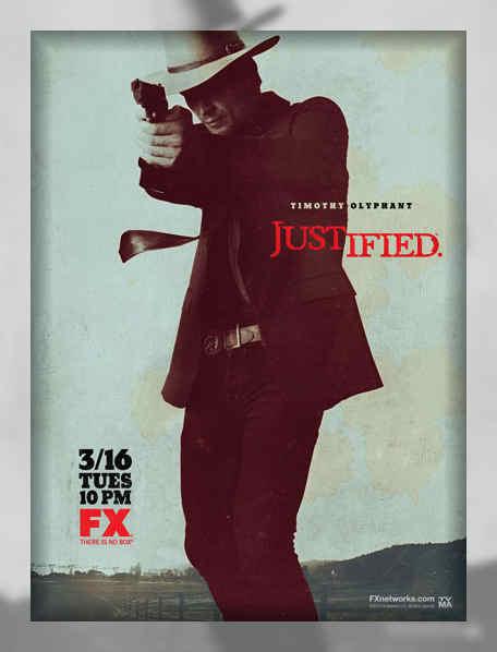 سریال Justified فصل اول