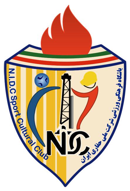 کانون هواداران ورزش اراک - لوگوی تیم فوتبال ملی حفاری خوزستان