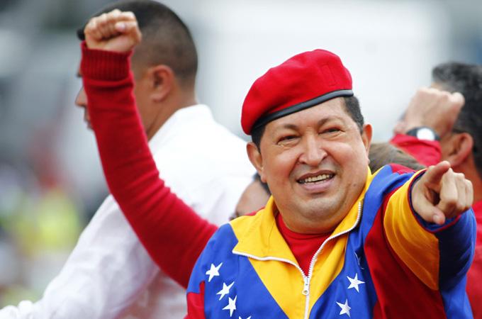 هوگو چاوز و ونزوئلا - اینفوگرافیک