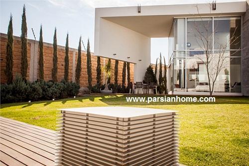 معماری فوق العاه زیبای خانه yشکل در مکزیک