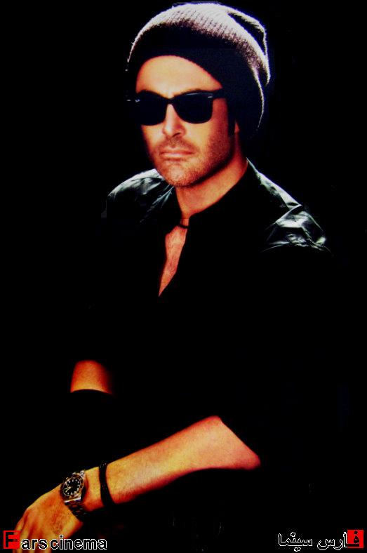 عینک آفتابی محمد گلزار