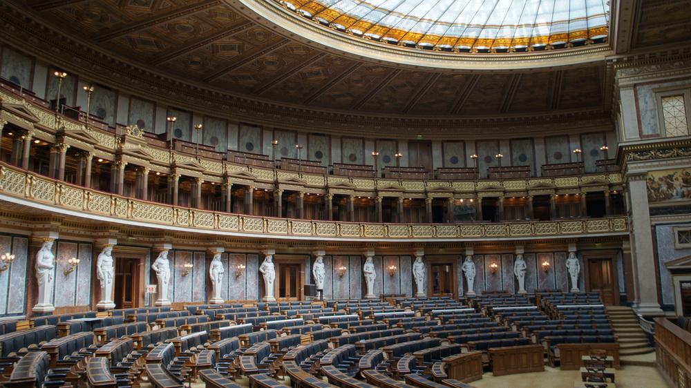 پارلمان وین