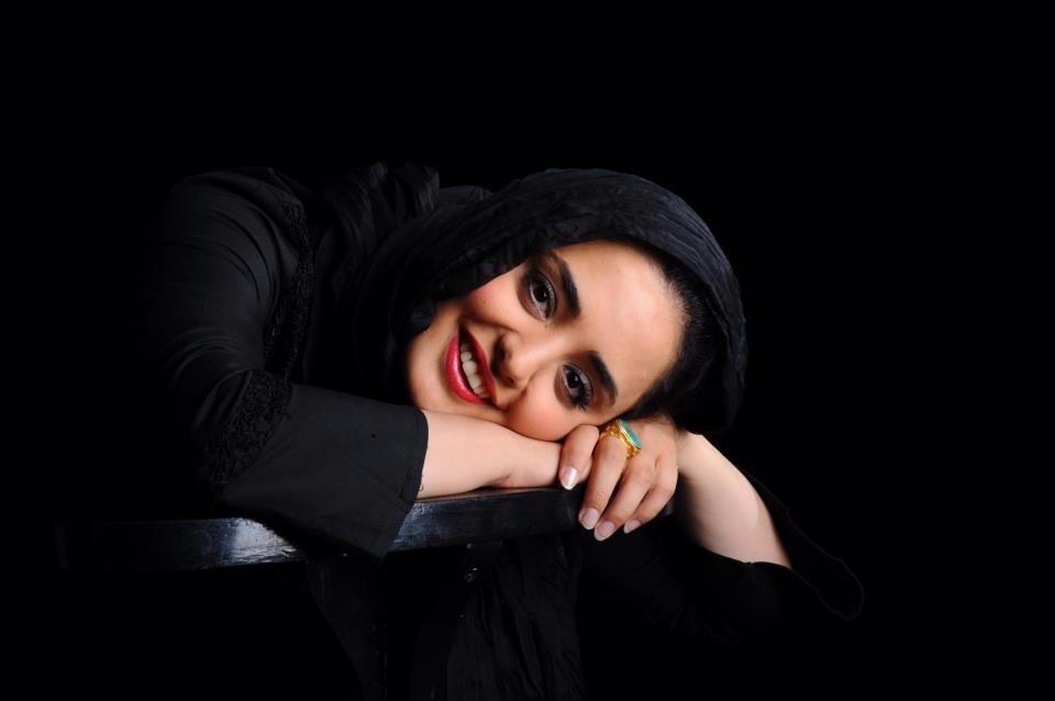 عکس شخصی نرگس محمدی