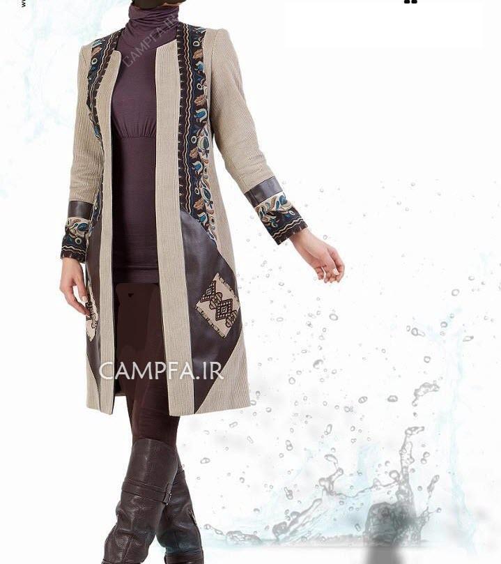 مدل مانتو مجلسی 92 ( سری دوم ) - www.campfa.ir