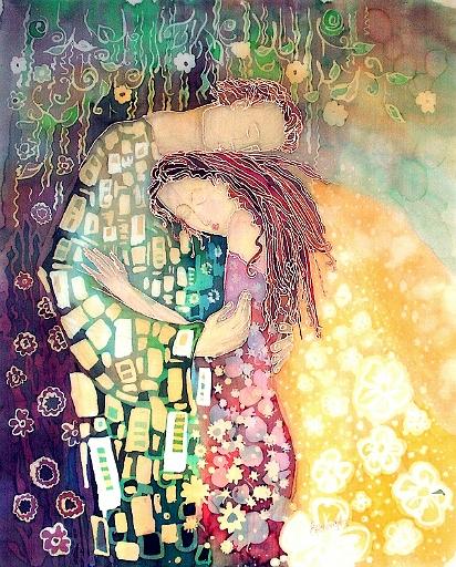 soulmate - one soul two bodies - عشق واقعی - نیمه گمشده - یک روح در دو بدن