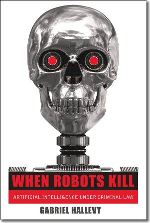 robat روبات ها و حقوق جزا