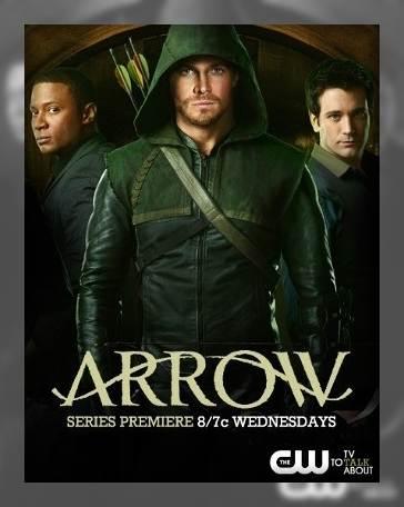 سریال Arrow فصل اول