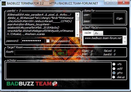 bAdbuzz terminAtor 2.2 Ter_2_2