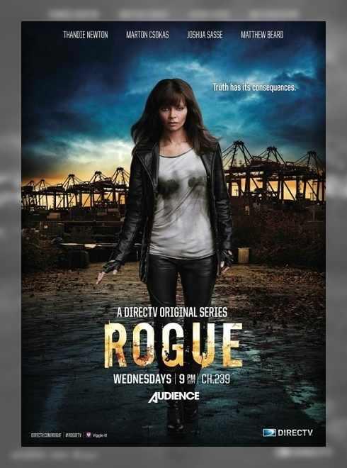 سریال Rogue فصل اول