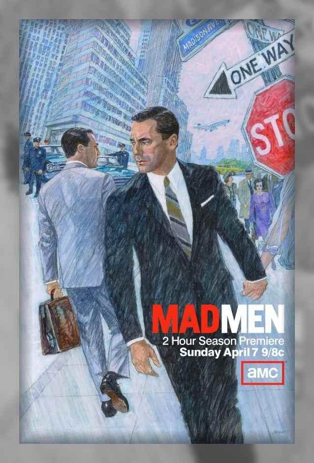 سریال Mad Men فصل 6
