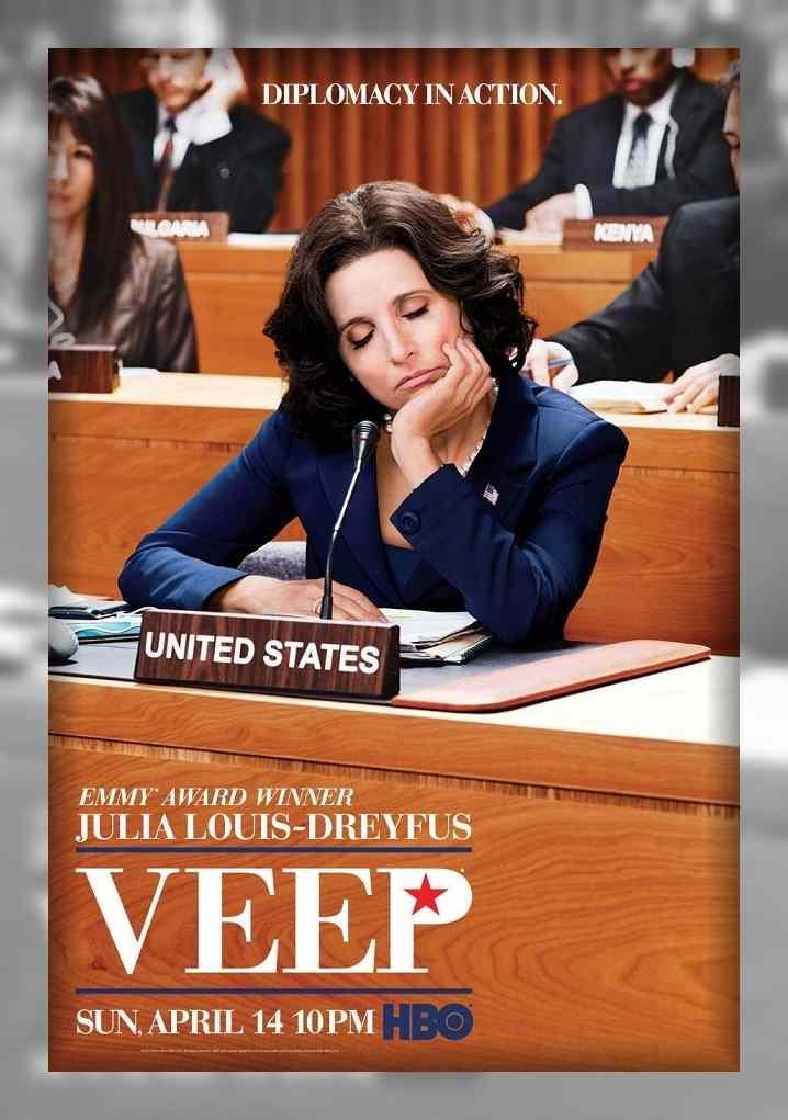 سریال Veep فصل دوم