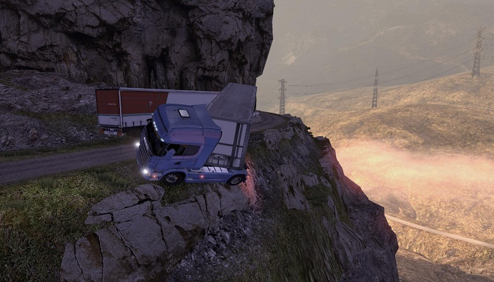 خرید بازی scania truck driving simulator