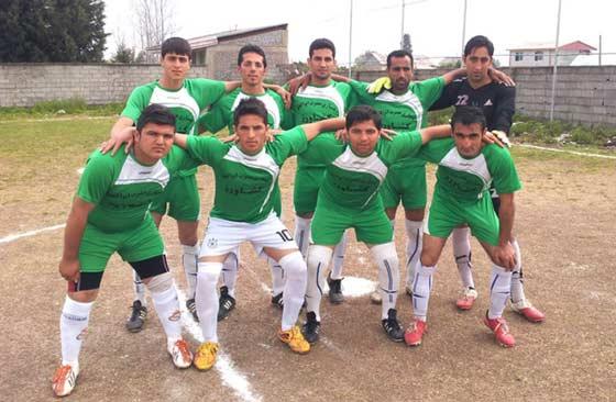 پیروزی تیم فوتبال کاردیکلا در مسابقات جام رمضان