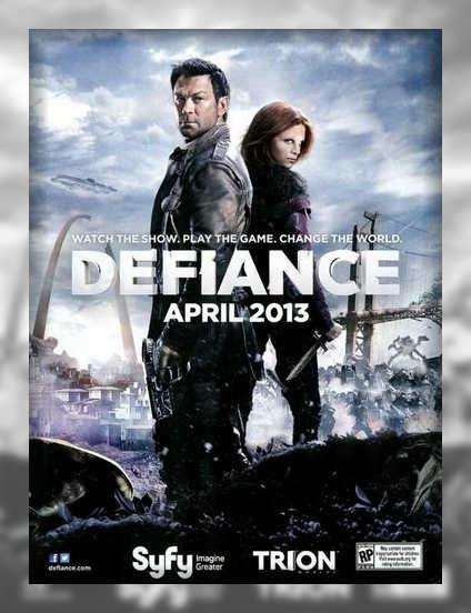 سریال Defiance فصل اول