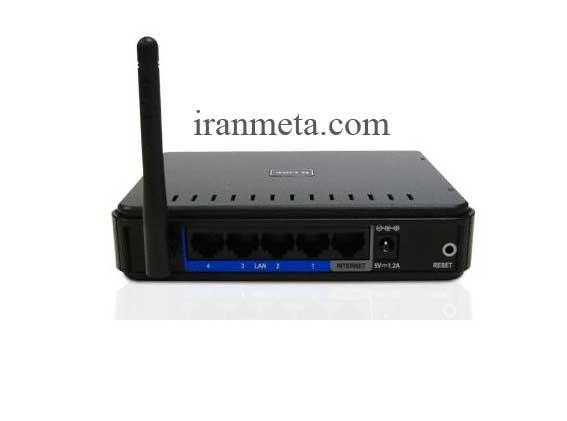 d_link_dir_600l_wireless_n150 - آموزش راه اندازی Dlink DIR-600 - متا