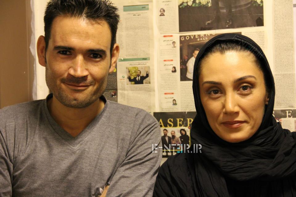عکس شخصی و جدید هدیه تهرانی