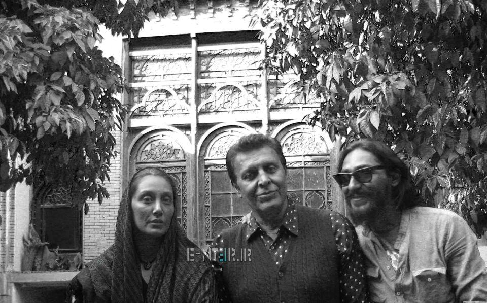 جدید ترین تصاویر هدیه تهرانی
