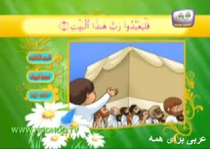 آموزش قرآن برای کودکان آموزش جذاب و کارتونی قرآن