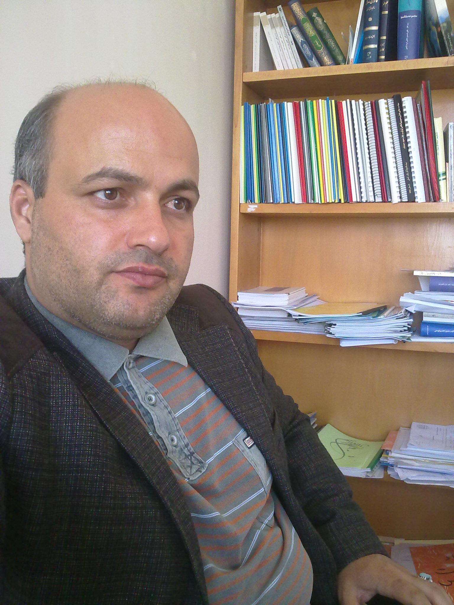 استاد تقی برهانی