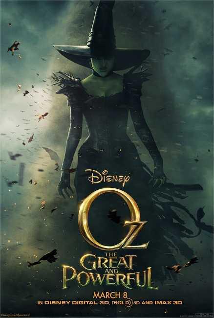 فیلم Oz the Great and Powerful 2013